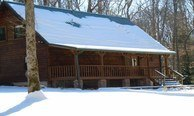 Log Cabin on 5 Acres!  VRBO #485634